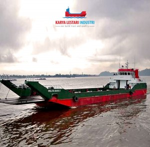 jual ferry tugboat spob lct